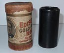 Thamas Edison Record Cylinnder  10236 for sale 1905