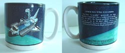 Space Shuttle Columbia Mug For Sale