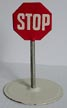 Stop Sign tin toy for sale