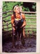 Lisa Keiffer Survivor Signed Photo  Vanuatu