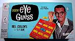 Eye Guess TV Game Bill Cullen  for sale 1966