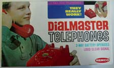 1966 Remco Dialmaster Telephone  set for sale